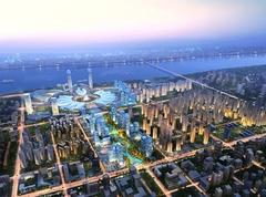 武汉国博新城