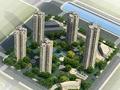 武汉国博新城沙盘图