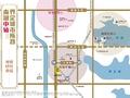 东原乐见城交通图