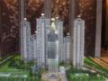 佳兆业广场天御沙盘图