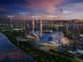 电建地产·洺悦江湾配套图