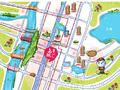保利上城交通图