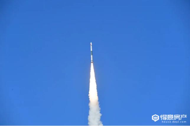 以初心 鉴真心|首枚汉产火箭成功出征,超级大城价值跃升插图